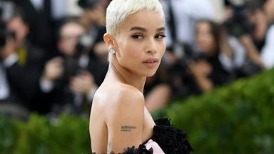 Zoë Kravitz Is The Fashion Tomboy The Red Carpet's Always Needed