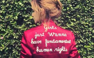 Celebrities International Women's Day Instagram