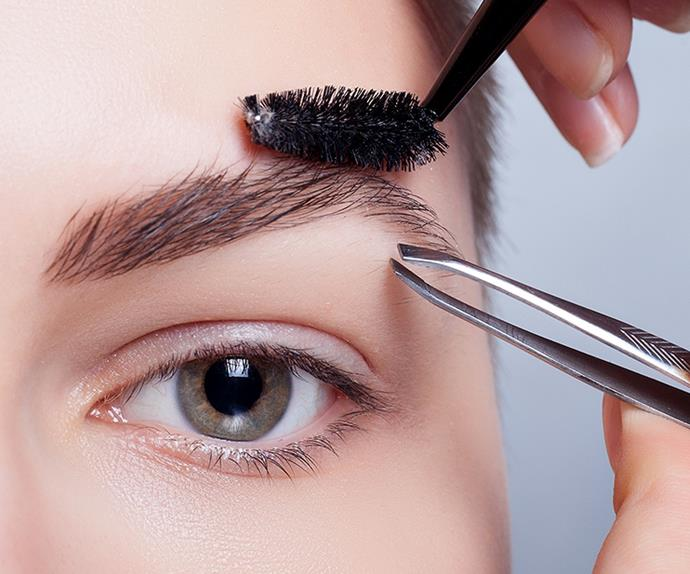 Tips for ageing eyebrows