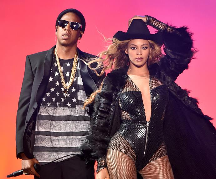 Beyonce and Jay-Z On the Road tour