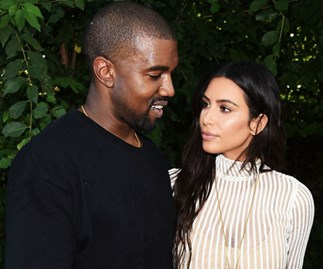 Kanye West Is Currently Not Living With Kim Kardashian, And Has Literally Fled To The Mountains