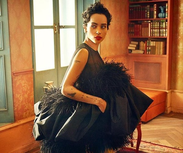 Zoë Kravitz Is In 'Fantastic Beasts 2', And This Movie Just Got A Whole Lot Better