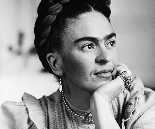 The Exact Eyebrow Pencil That Frida Kahlo Used To Fill In Her Monobrow