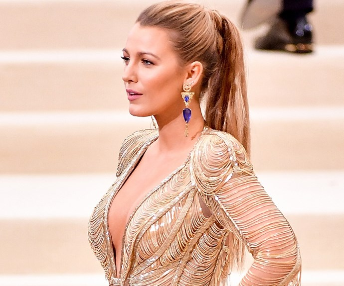 Blake Lively Best Hair & Makeup Looks