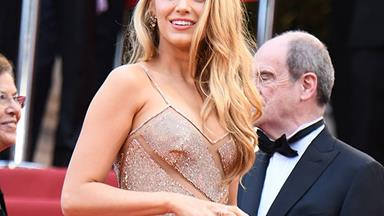 Blake Lively Shows Off Her Natural Curls And, Frankly, We're Obsessed
