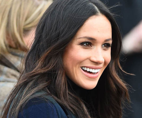 Meghan Markle Receiving Expert Royal Fashion Advice from Kate Middleton