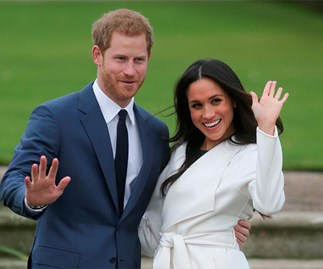 Meghan Markle and Prince Harry Engagement Photo Call