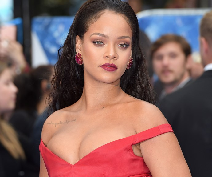 Rihanna's Post About Snapchat May Have Cost The Brand $1 Billion