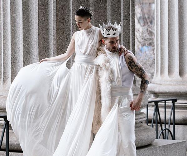 Nico Tortorella Wedding
