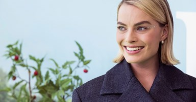 Ad Ode To Margot Robbie's Chic, Relaxed Style