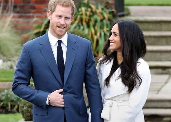 Prince Harry Meghan Markle Wedding Cake