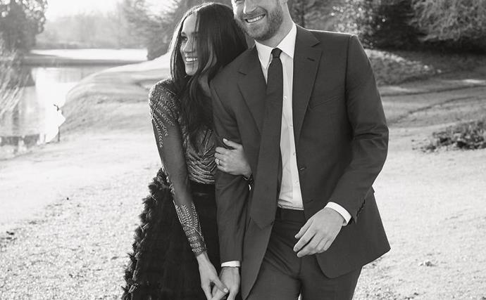 Why Meghan Markle's Royal Wedding Family Portrait Will Be History in the Making