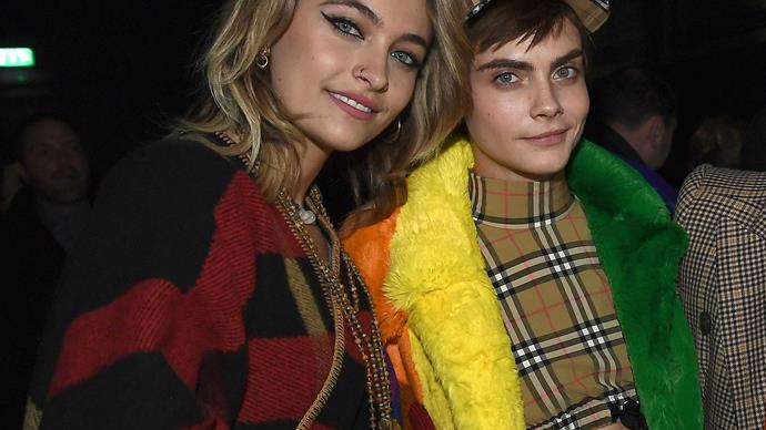 Paris Jackson and Cara Delevingne Might Be Dating, According to New Reports