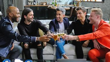 'Queer Eye' Season 2 Is Happening And All Is Right With The World