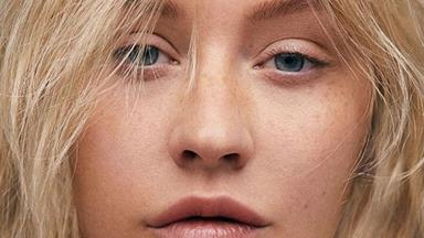 Christina Aguilera Went Totally Makeup Free And We Almost Didn't Recognise Her