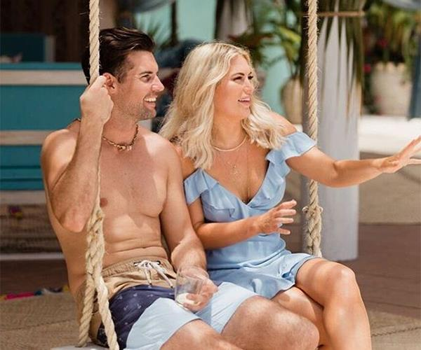 Blake Colman and Keira Maguire on Bachelor in Paradise Australia