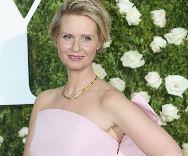SJP Finally Endorsed Cynthia Nixon for Governor of NY