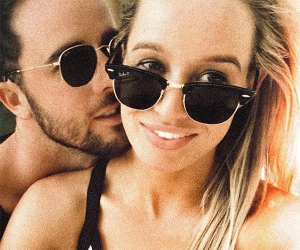 Brett Moore and Stephanie Boulton