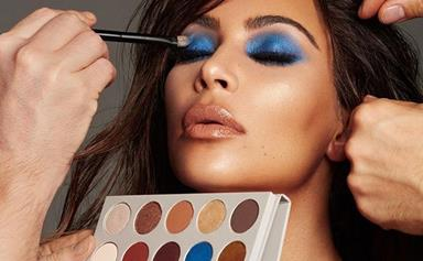 KKW Beauty x Mario Collab: The Internet Is Convinced That Kim Kardashian Ripped Off Kylie Jenner For Her New Makeup Release