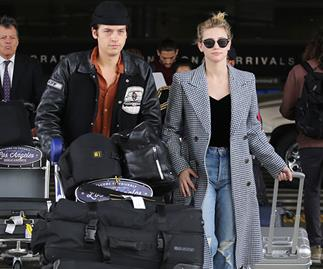 Lili Reinhart And Cole Sprouse Confirm Relationship With PDA In Paris