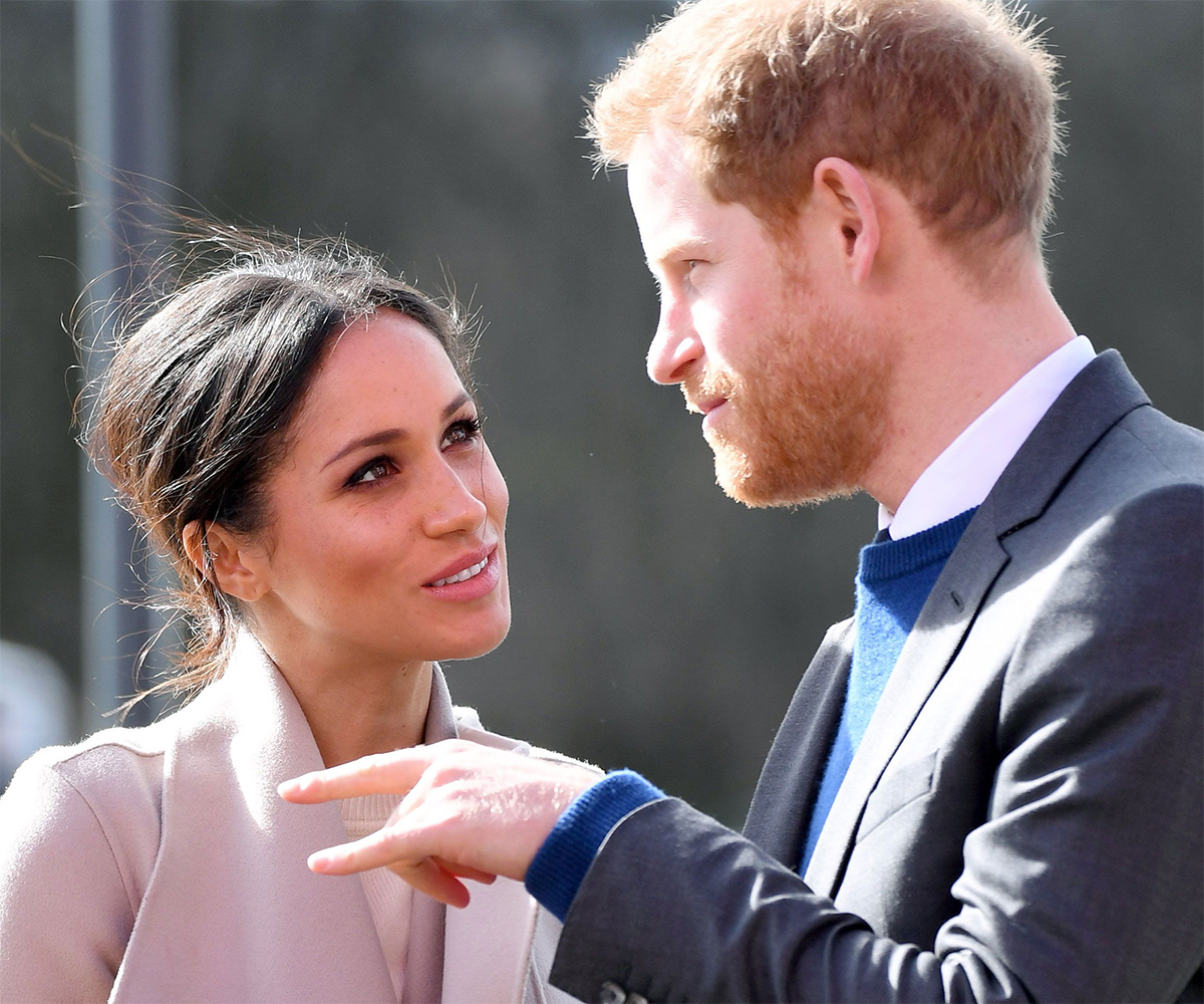Prince Harry And Meghan Markle Attend Invictus Games Team Trials