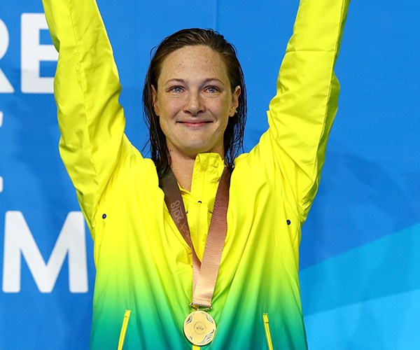 Cate Campbell On How She Overcame Her 'Quarter Life Crisis'