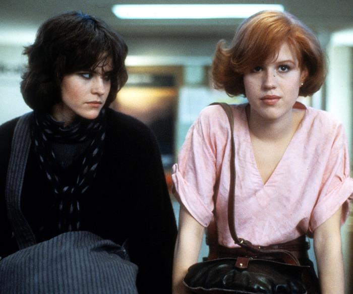 Molly Ringwald Asked John Hughes To Cut Sexist Scenes From The Breakfast Club