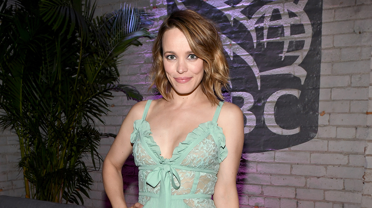 Rachel McAdams Welcomes Her First Child