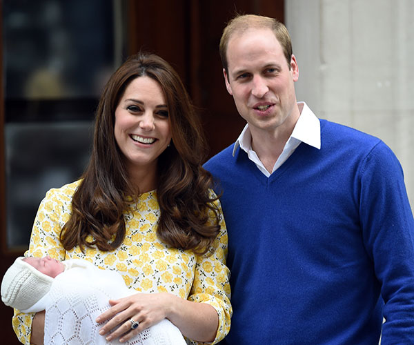 Prince William might have just revealed the Royal Baby's gender