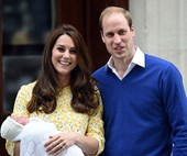 This Is The Bookies' Favourite For The Third Royal Baby Name