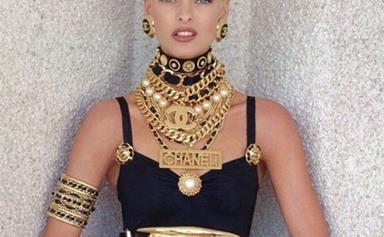 Cardi B Just Epically Recreated This Iconic Linda Evangelista Look