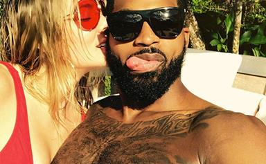 Every Single Picture Of Khloé Kardashian And Tristan Thompson Taken Before His Cheating Scandal