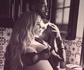 Khloe Kardashian Tristan Thompson Birth Cheating Scandal