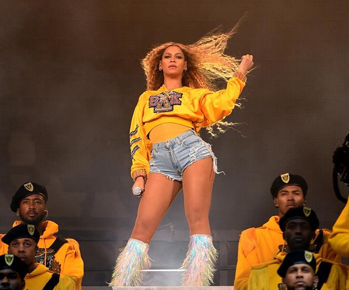 Beyonce Coachella performance