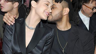 "Bella Hadid And The Weeknd Were Reportedly ""Kissing All Night"" At Coachella"