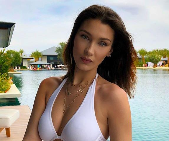 Bella Hadid Coachella 2018