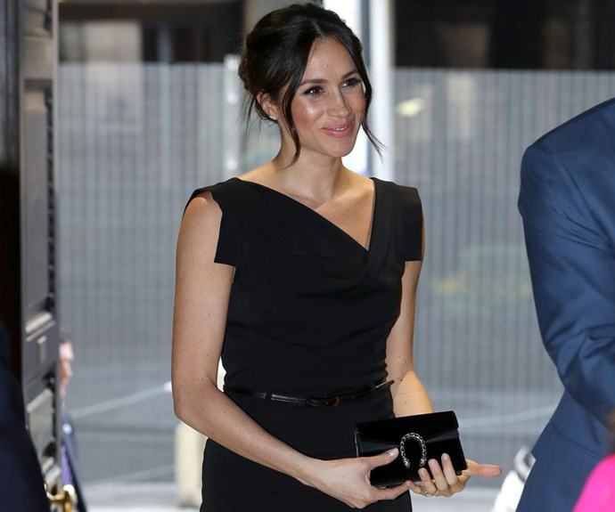 If Meghan Markle's Recent Outfit Looked Familiar, It's Because Kim Kardashian Already Wore It
