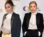 Is Victoria Beckham Moonlighting As Chloë Grace Moretz's Stylist?