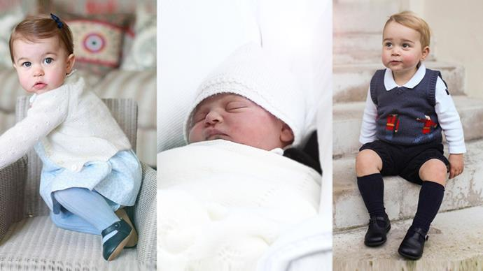 Who Does The Royal Baby Look More Like: Prince George Or Princess Charlotte?
