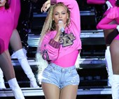 Here's How You Can Get Your Hands On The Denim Shorts Beyoncé Wore At Coachella