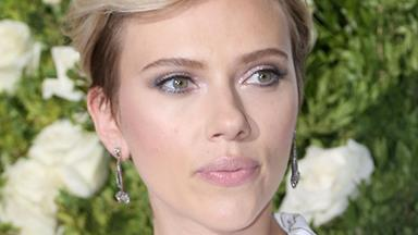 Scarlett Johansson And Colin Jost Made Their Red Carpet Debut Last Night