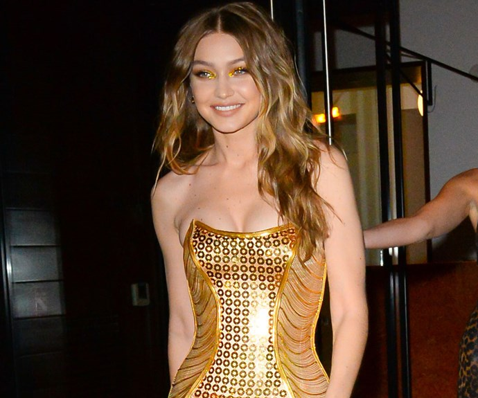 Gigi Hadid Made The Ultimate Cool Girl Outfit Change At Her 23rd Birthday Party
