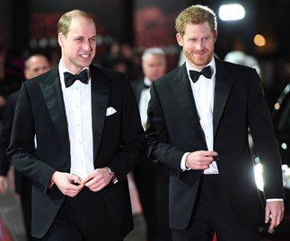 Palace confirms Prince William's very special role at Prince Harry and Meghan Markle's wedding