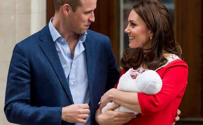 The Royal Family's Website May Have Just Accidentally Revealed The Baby's Name