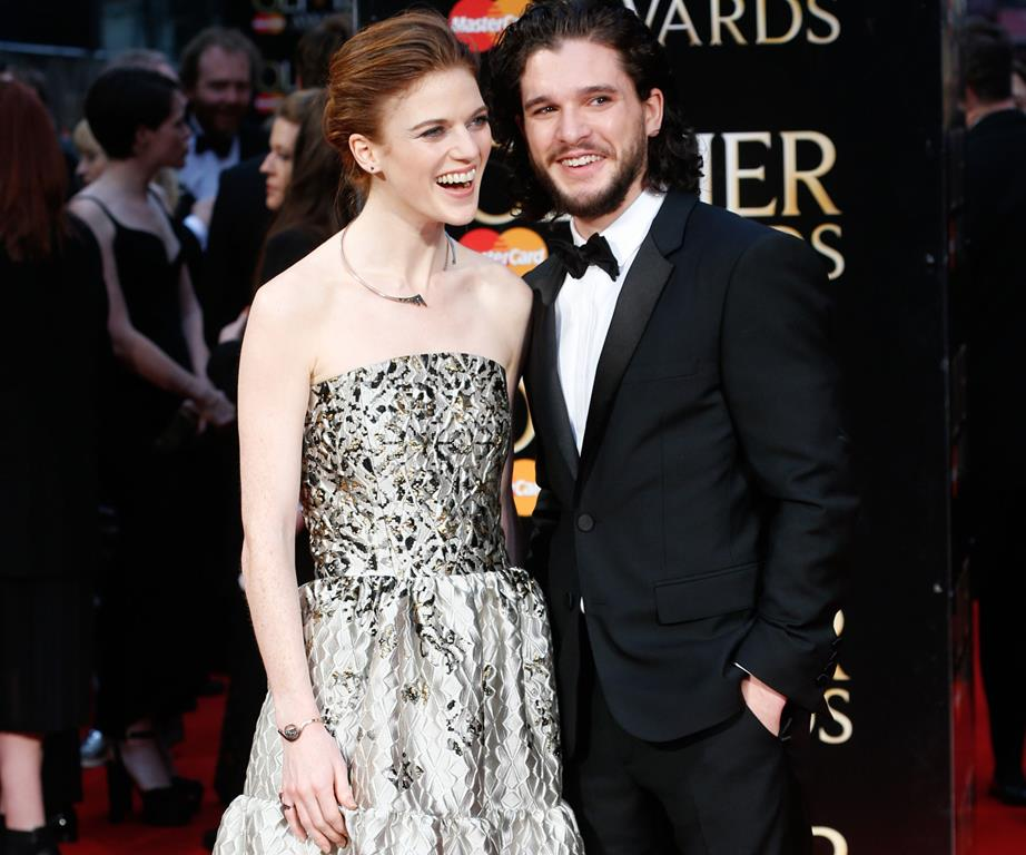 Kit Harrington 'using Jon Snow stamps' on not-so-secret wedding invitations