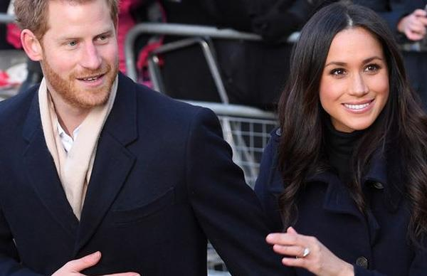 Meghan Markle Has Reportedly Put Prince Harry On A Pre-Wedding Diet