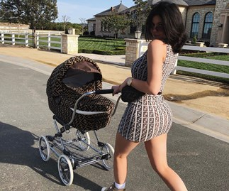 Kylie Jenner Finally Explained Why She Chose The Name Stormi For Her Daughter