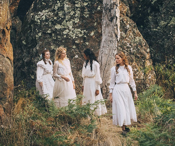 Picnic at Hanging Rock 2018.