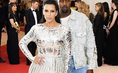 Kanye West Won't Be Going To The Met Gala With Kim Kardashian This Year