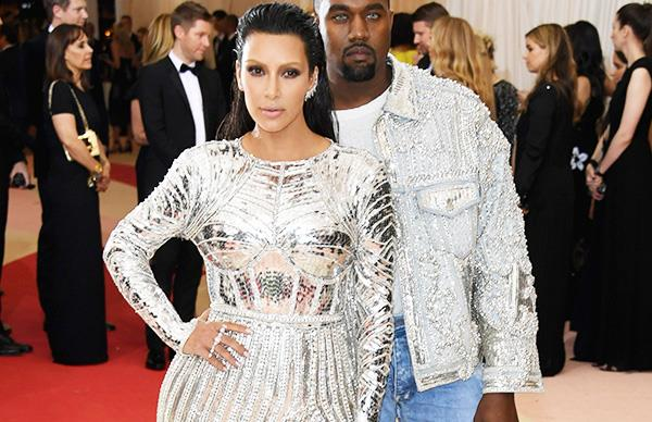 Kanye West Won't Be Going To The Met Gala With Kim Kardashian This Year